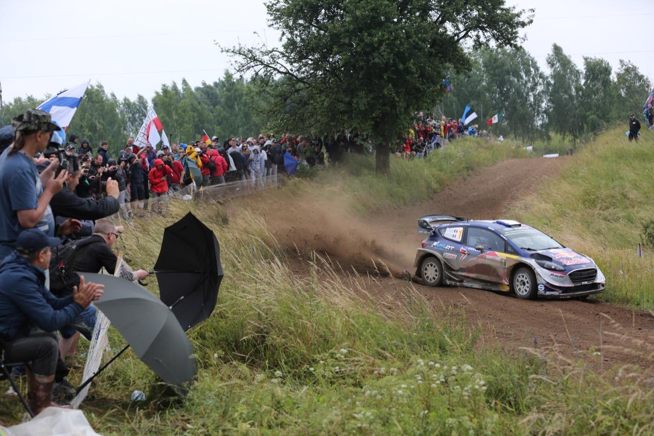 29.06.2017 - Shakedown, Sébastien Ogier (FRA)-Julien Ingrassia (FRA) Ford Fiesta WRC, M‐Sport World Rally Team