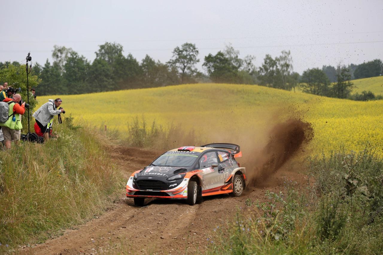 29.06.2017 - Shakedown, Mads Ostberg (NOR)-Ola Floene (NOR) Ford Fiesta WRC, M‐Sport World Rally Team