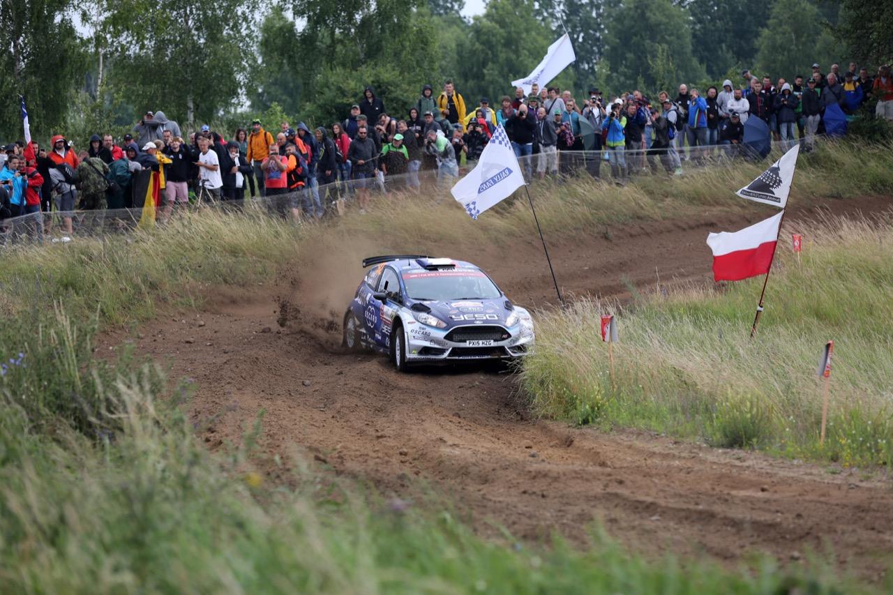 29.06.2017 - Shakedown, Pierre-Louis Loubet (FRA) - Vincent Landais (FRA) Ford Fiesta R5