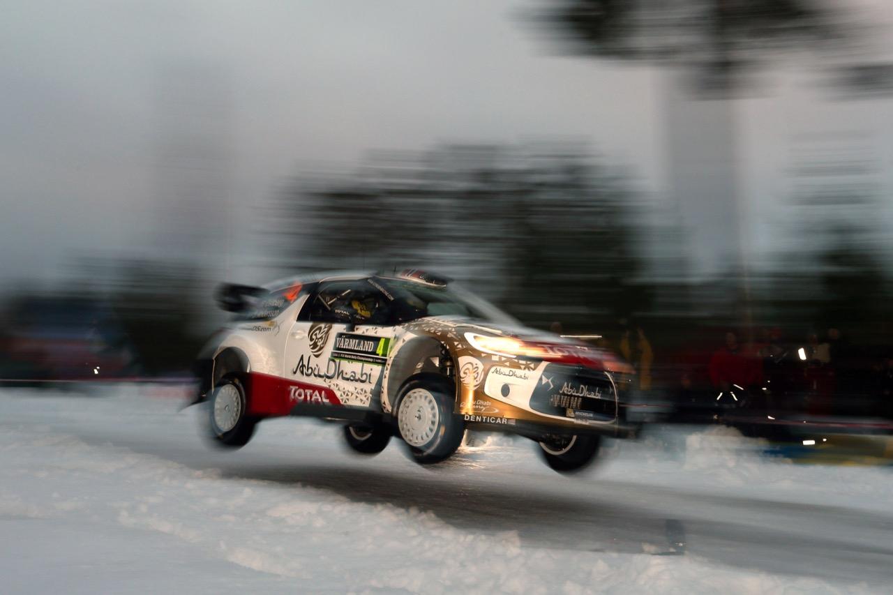 WRC Rally Sweden, Karlstad 12-15 02 2015 - Foto 102 di 160