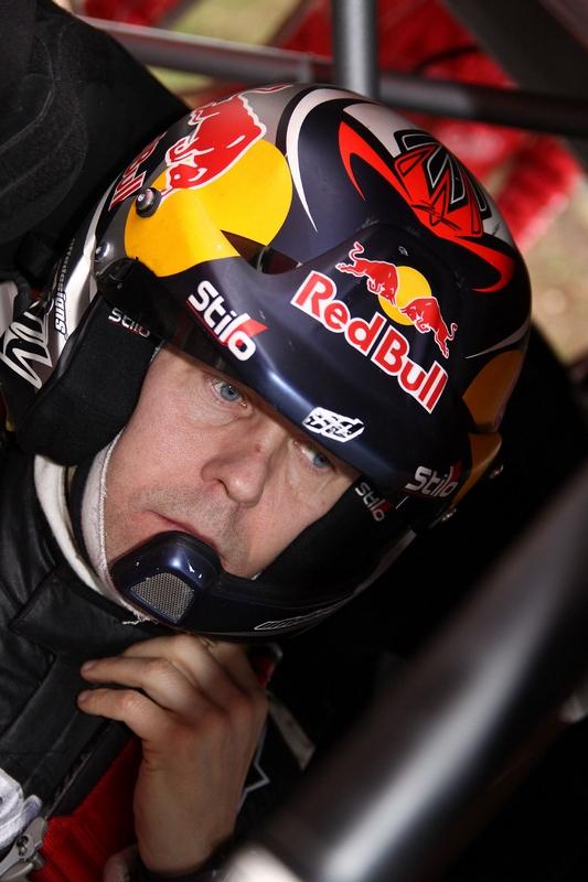 WRC RALLY - Test Citroen DS3 Wrc Kimi Raikkonen a Vosges (FRA)