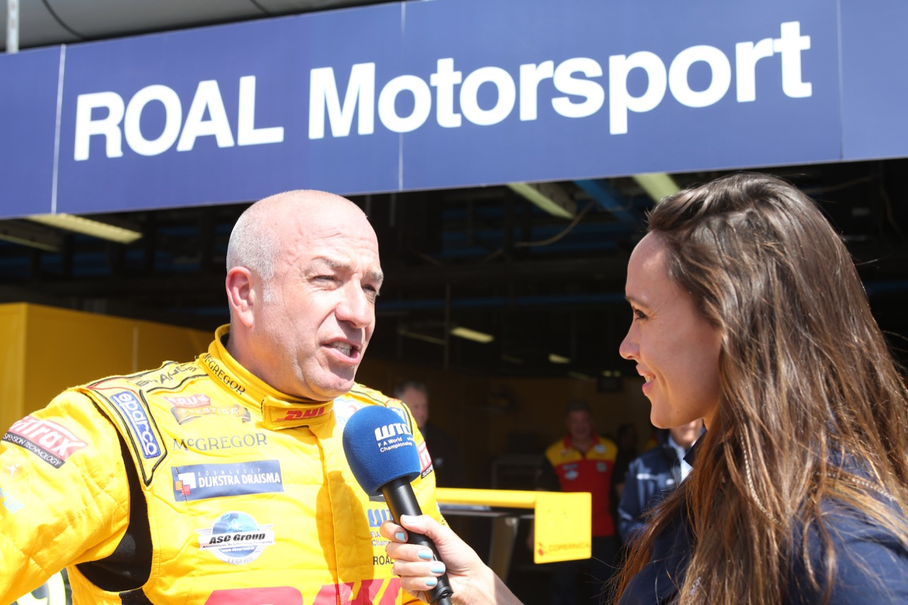 Tom Coronel (NLD), Chevrolet RML Cruze TC1, ROAL Motorsport
