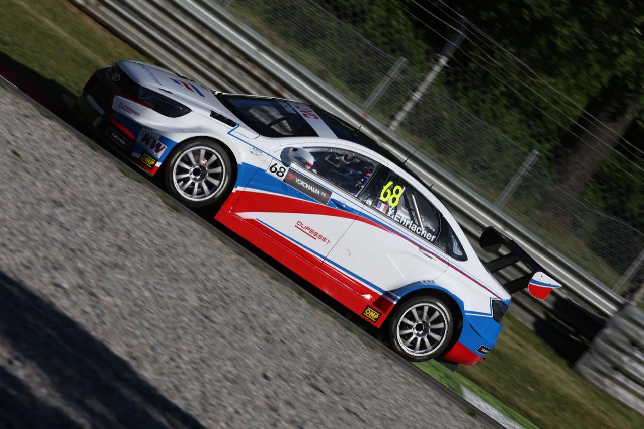 Yann Ehrlacher (FRA), LADA Vesta WTCC, RC Motorsport