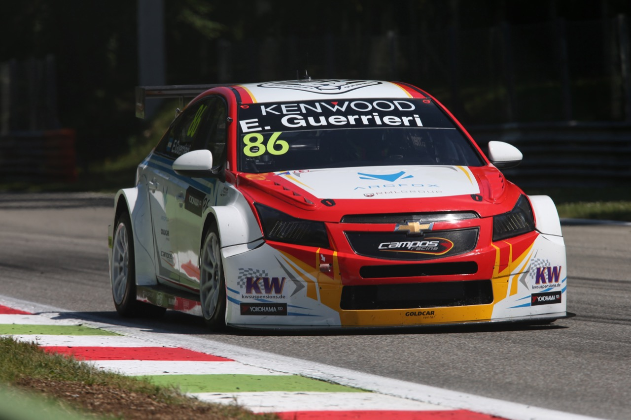 Esteban Guerrieri (ARG), Chevrolet RML Cruze TC1, Campos Racing