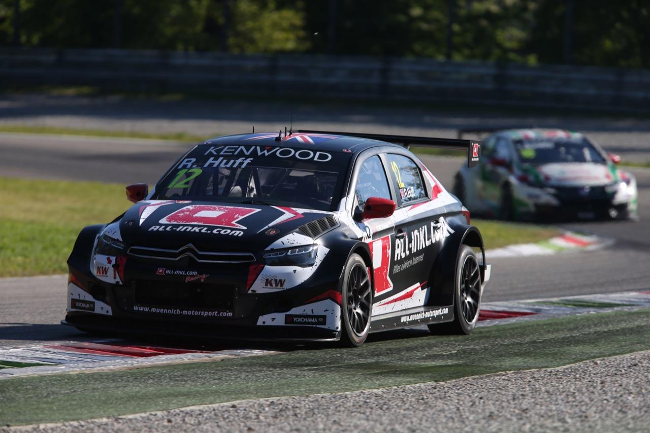 Rob Huff (GBR), Citroën C-Elysée WTCC, ALL-INKL.COM Muennich Motorsport