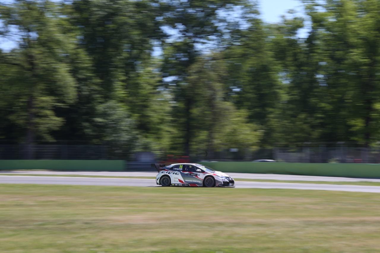 Ryo Michigami (JPN), Honda Civic WTCC, Honda Racing Team JAS
