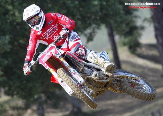Campionato Italiano Motocross, quarto round a Ciclamino di Pietramurata