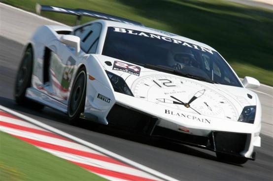 Lamborghini Blancpain: debutto del Super Trofeo su un circuito cittadino