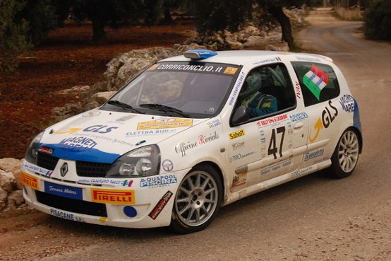 Doppio obiettivo per la Casarano Rally Team al 43°Rally del Salento