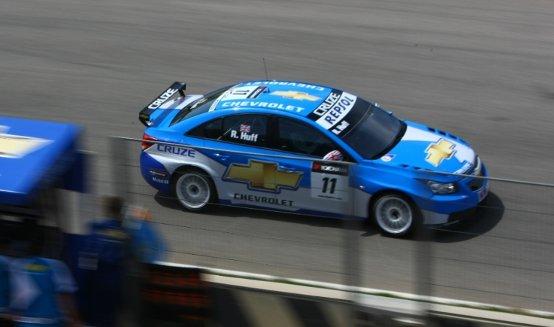 Chevrolet Cruze a Brno per confermare gli ultimi progressi