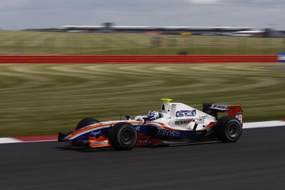 Settima fila per Davide Rigon a Silverstone, migliore tra gli italiani