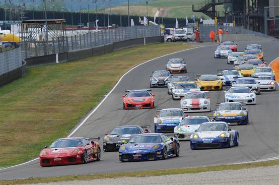 Italiano Gran Turismo: per la Sara GT il podio sfugge nelle ultime tornate