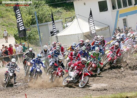 CAMPIONATO ITALIANO MOTOCROSS – Quarta tappa