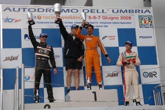 Daniel Zampieri carico per il Master F3 di Zandvoort