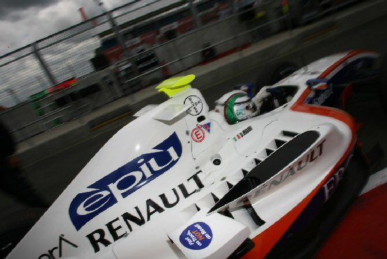 GP2 – Davide Rigon presente in Ungheria