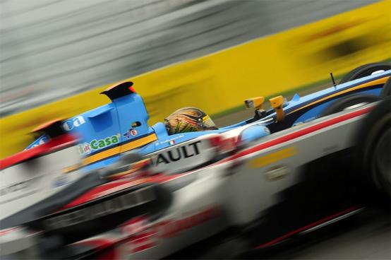 GP2 – Durango: in Gara 2 al Nurburgring bene solo all'inizio