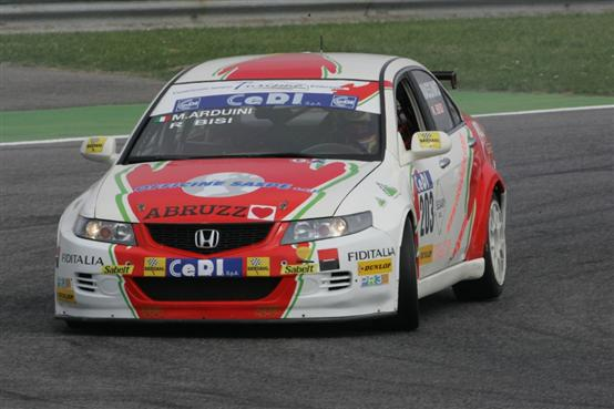 Campionato Italiano Turismo: a Varano Ruggero Bisi in coppia con Massimo Arduini