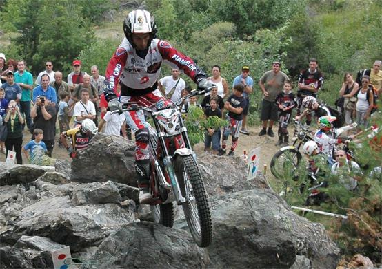 Campionato Italiano Hard Trial: Maurino trionfa a Sarre