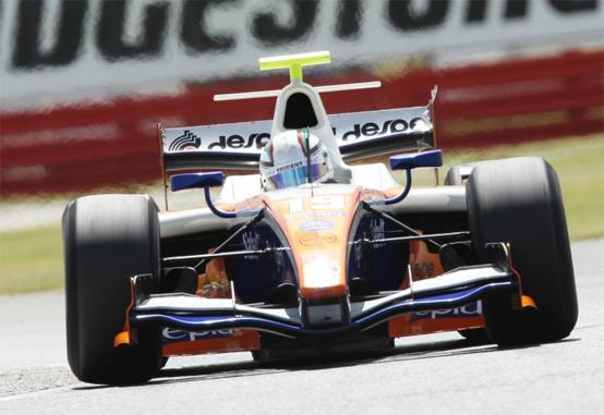 GP2: Trident Racing e Davide Rigon di nuovo insieme a Budapest