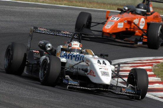 F.3 – Gara 2: Daniel Zampieri allunga in campionato