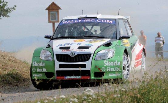 La Skoda Motorsport trionfa in Repubblica Ceca