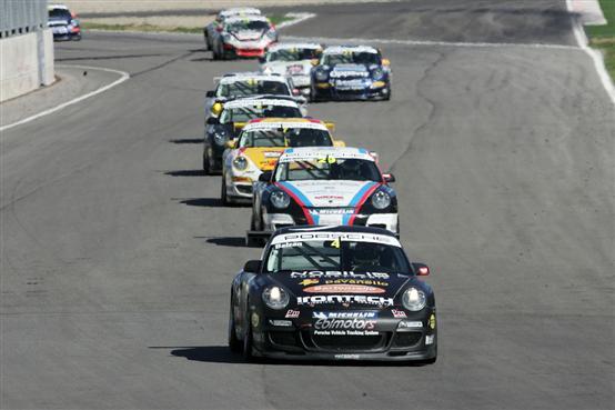 Carrera Cup Italia, al Mugello lotta per il primato