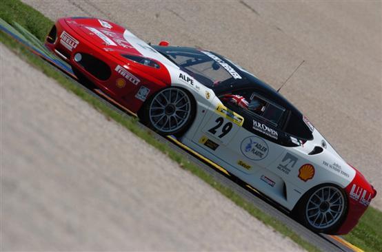 Il Ferrari Challenge torna a Valencia