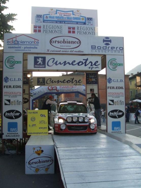Rally delle Valli Cuneesi