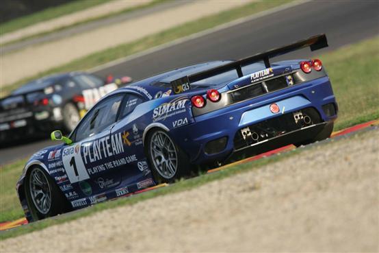 Sara GT – Campionato Italiano Gran Turismo  2009 – 6° round Mugello – Qualifiche