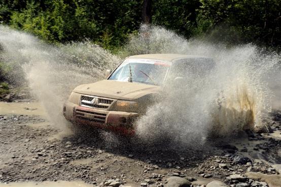 Baja Centro Sud Italia, un appuntamento decisivo per il Trofeo Mitsubishi 2009