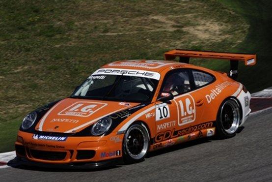Carrera Cup Italia torna ad Imola