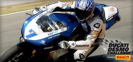 Ducati Desmo Challenge: Ecco i vincitori dell'edizione 2009