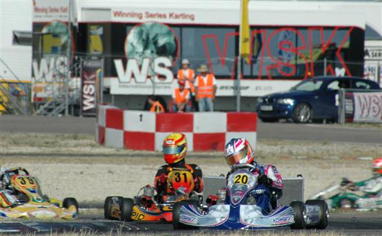Karting – WSK International Series 2009 – 6° Round Zuera – Qualifiche