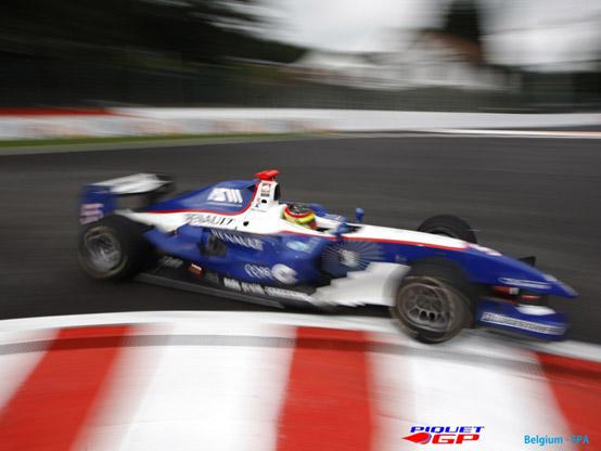 GP2 –  Per Daniel Zampieri si aprono le porte della GP2 Asia