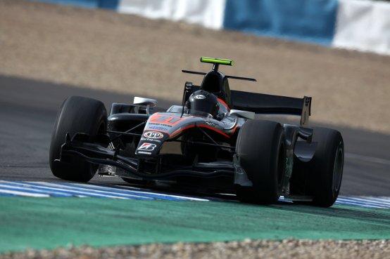Euroseries 3000: Ottime prestazioni per Onidi, Bonanomi e Bratt nei test GP2 Main Series
