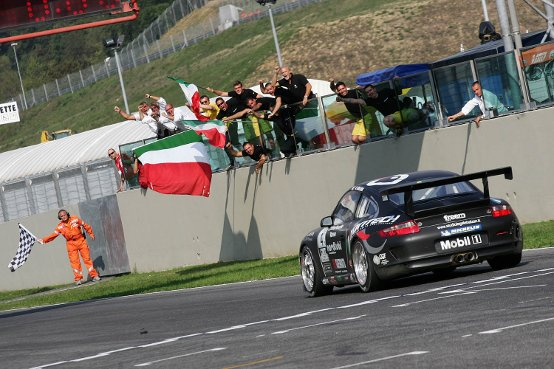 Carrera Cup Italia, si chiude a Monza la stagione 2009