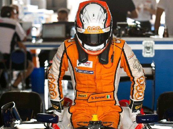GP2 – Intervista con Daniel Zampieri
