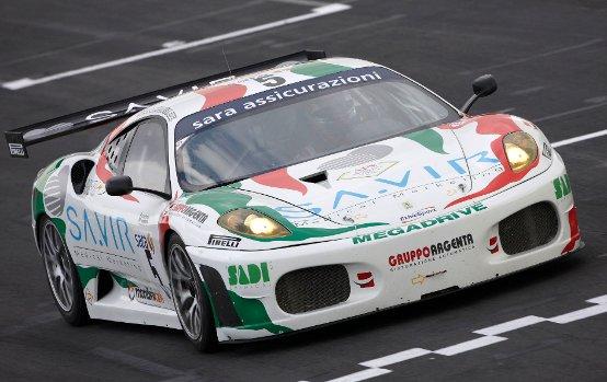 Ferrari: Ancora un weekend di successi per la F430 GT2