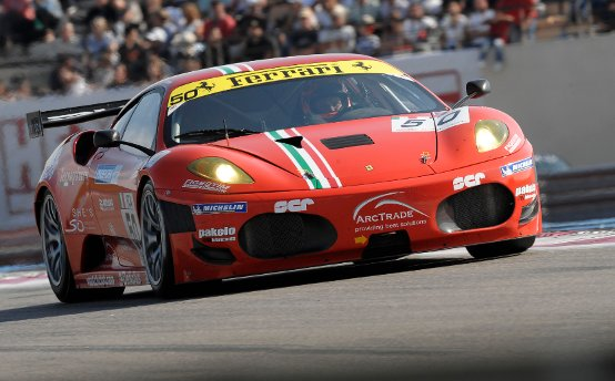Ferrari cala il poker nel Fia GT