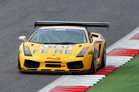 Gruppo Peroni Race: Conclusa la coppa Italia 2009