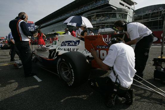 Davide Rigon: GP2, F1 e 2010