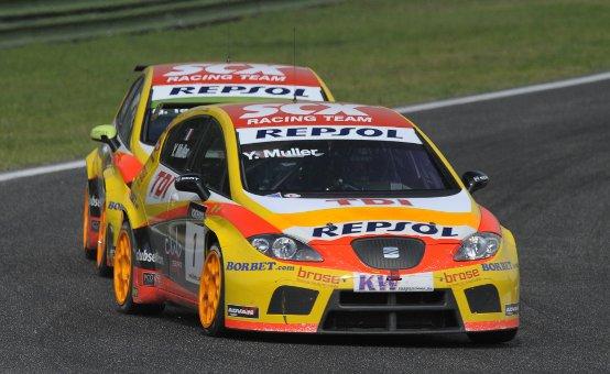 La SEAT Sport difende la leadership del WTCC in Giappone