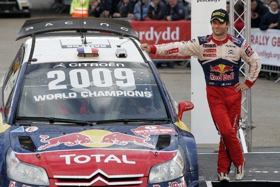Rally di Gran Bretagna: Vittoria e sesto titolo mondiale per Sebastien Loeb
