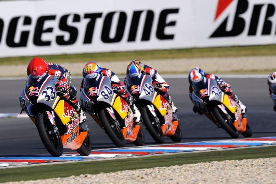 Red Bull Rookies Cup 2010, nuove star sulle due ruote in arrivo!