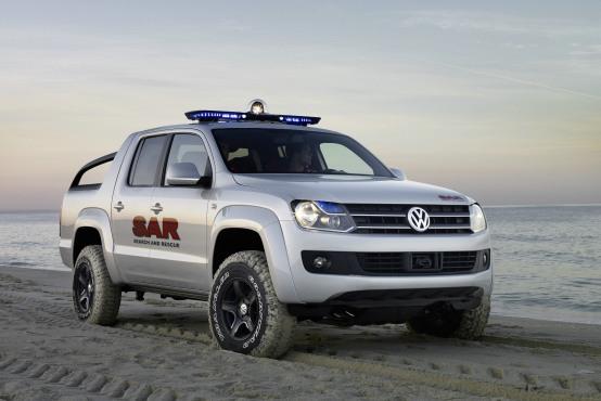 Volkswagen Amarok sarà la Vettura Ufficiale del Dakar Rally 2010