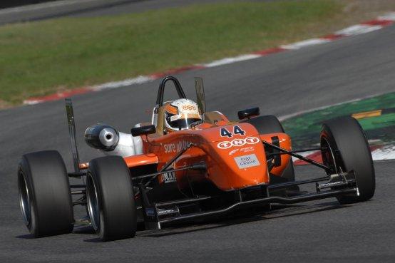 F3 Italia: Test a Imola