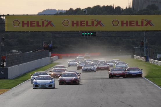 Ferrari Finali Mondiali: Un sabato di emozioni