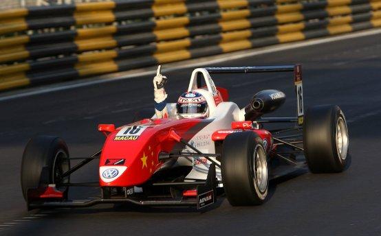 F3: Vittoria della Volkswagen al Gran Premio di Macao