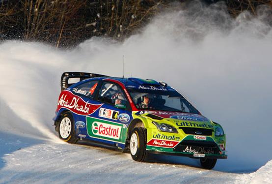 Nasce la S-WRC