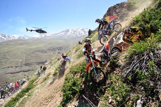 Cyril Despres conquista il Red Bull Los Andes